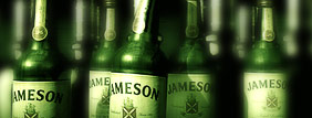 Jameson Whiskey Animation by Dante Ferrarini for Kosa Minore (Kosaminore.com)